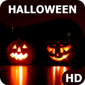 Halloween wallpapers HQ icon
