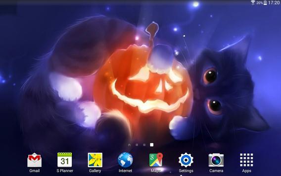 Halloween wallpapers HQ apk screenshot