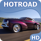 HotRoad wallpapers HQ icon