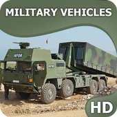 Military vehicles wallpapers icon