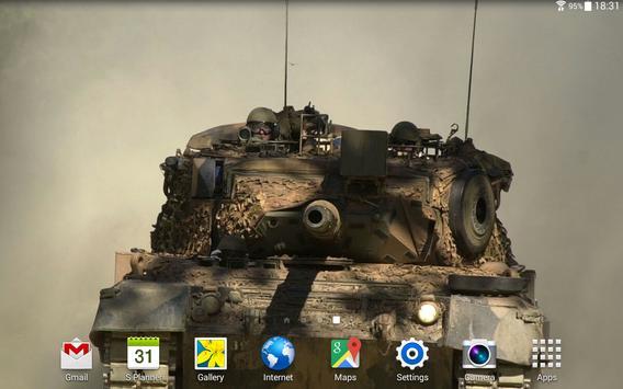 Military vehicles wallpapers screenshot 7