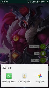 ML Wallpapers for Legends (HD) screenshot 4