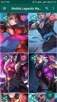 ML Wallpapers for Legends (HD) screenshot 5