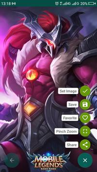 ML Wallpapers for Legends (HD) screenshot 7