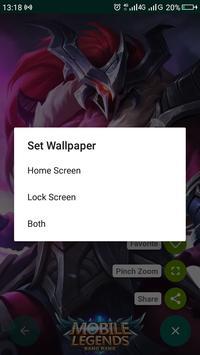 ML Wallpapers for Legends (HD) screenshot 8