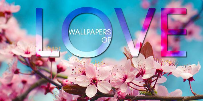 Wallpapers of love HD apk screenshot