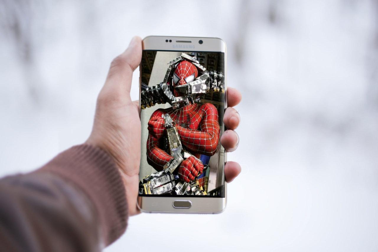 Android 用の 壁紙スパイダーマン Apk をダウンロード