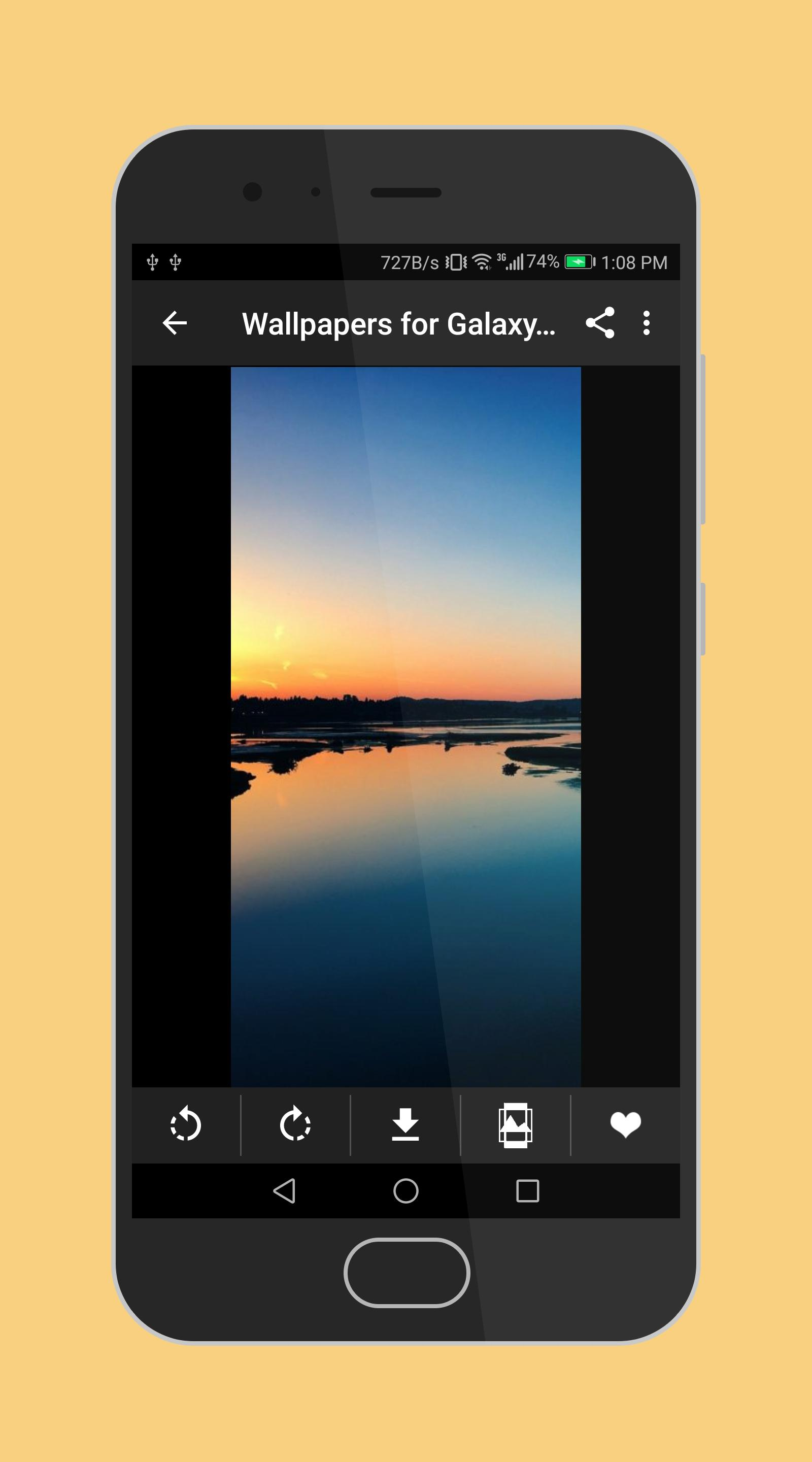 Wallpapers Galaxy J6 For Android Apk Download