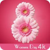 Women's Day Wallpapers 4k icon