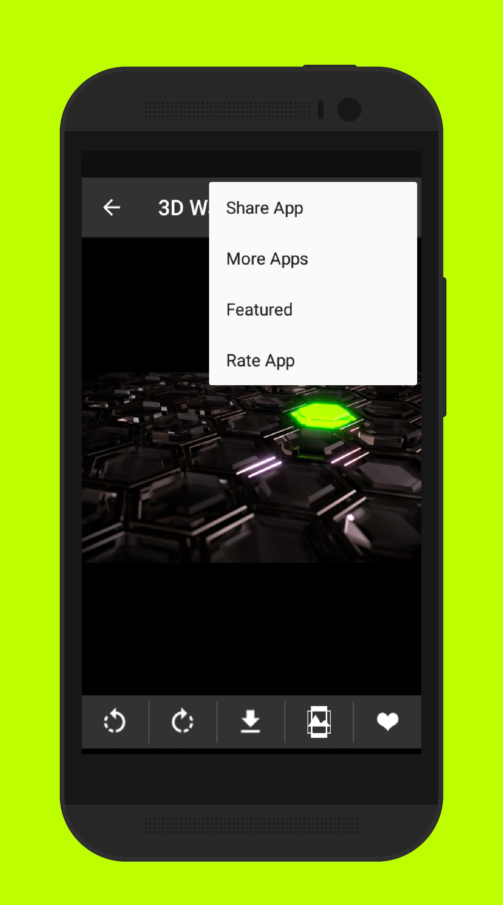 3D Wallpapers 4K For Android APK Download