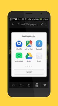 Wallpapers - Travel 4K apk screenshot