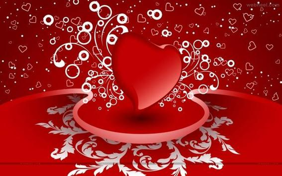 wallpaper valentine poster