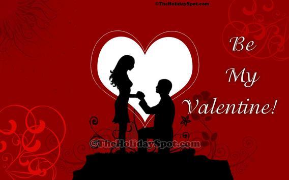 wallpaper valentine screenshot 1