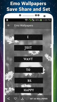 Emo Wallpapers screenshot 3