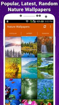 Nature Wallpapers poster
