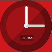 Material Clocks Free icon