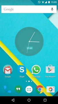 Material Clocks Free screenshot 3