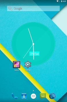 Material Clocks Free screenshot 6