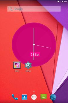 Material Clocks Free screenshot 7