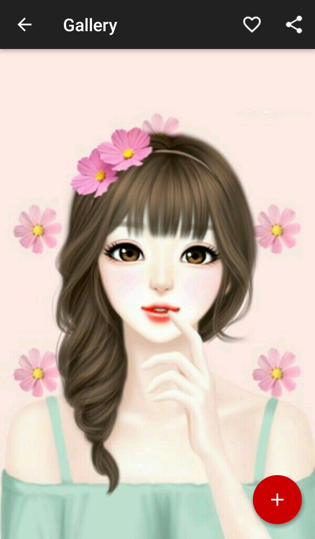 Cute Laurra Girl Wallpaper HD For Android APK Download