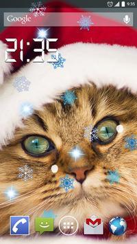 Chirstmas Cats 4K Live Wallpap screenshot 1
