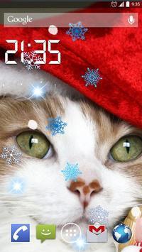 Chirstmas Cats 4K Live Wallpap screenshot 2