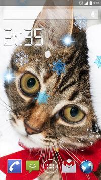 Chirstmas Cats 4K Live Wallpap screenshot 3