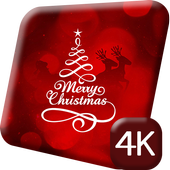 Merry Christmas 4K Live icon