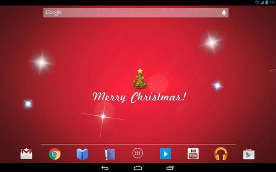 Merry Christmas 4K Live apk screenshot