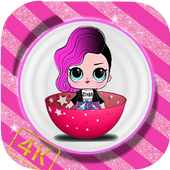 Lol Dolls Surprise : Wallpapers HD icon