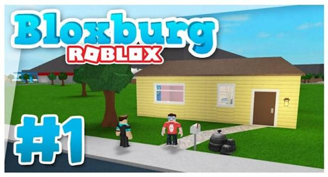 Welcome To Bloxburg Roblox Hd Wallpaper For Android Apk