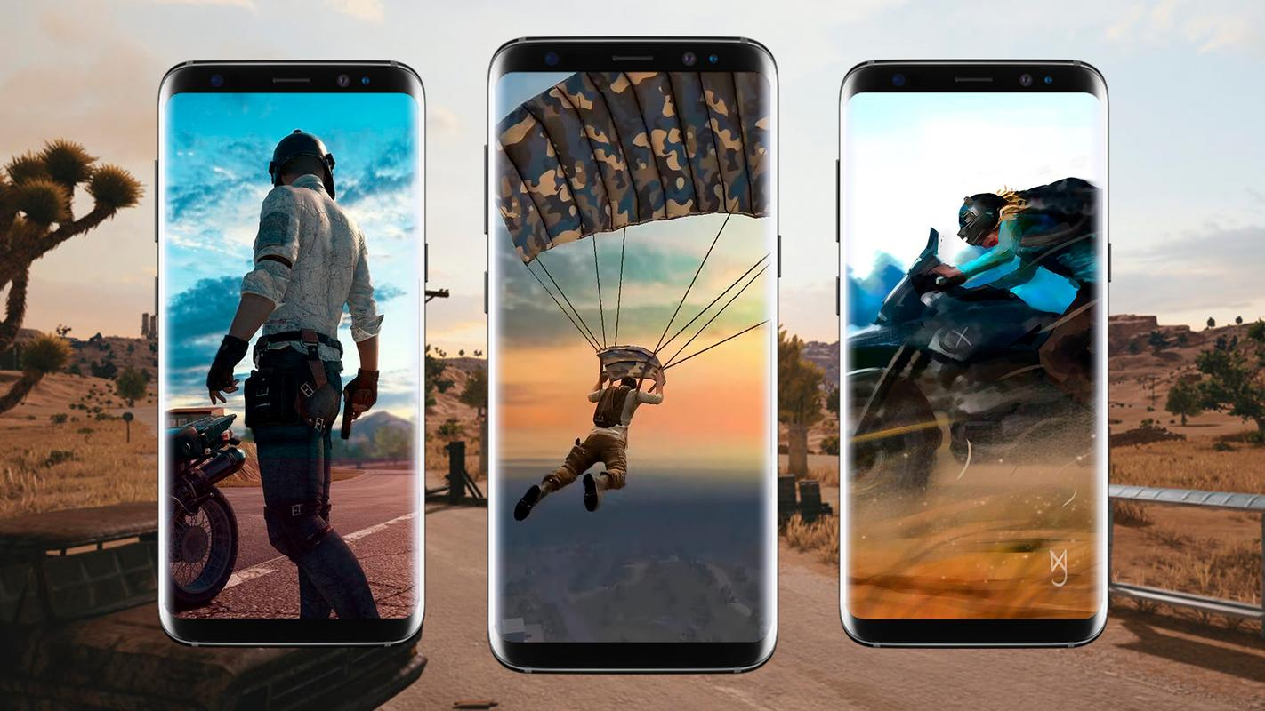 Pubg Mobile Wallpaper App: Wallpapers For PUBG Mobile & 4K Backgound For Android