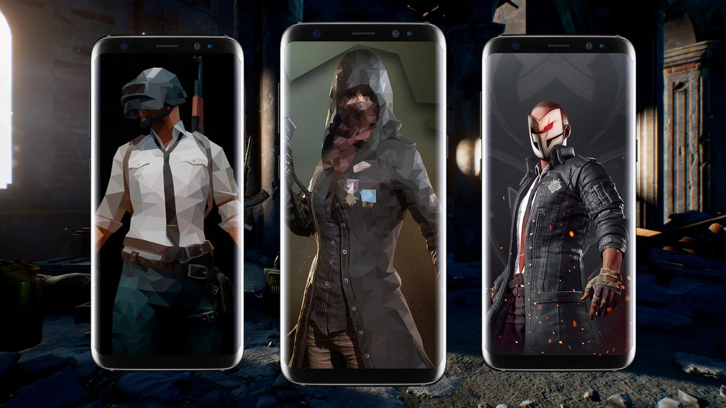 Pubg Mobile Full Screen Wallpapers: Wallpapers For PUBG Mobile & 4K Backgound For Android