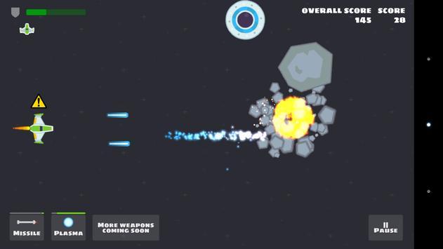 Guardians of space apk screenshot