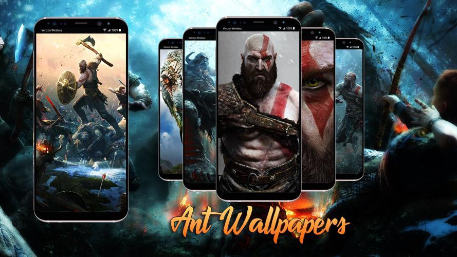Wallpapers God Of War 4 2018 Hd For Android Apk Download