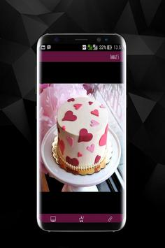 Birthday Cake Decorations Design apk screenshot