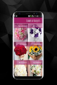 Bouquets Flowers Arrangement ideas poster