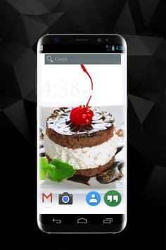 Cute Cake Wallpapers poster