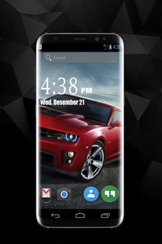 Chevrolet Camaro Wallpapers For Fans apk screenshot