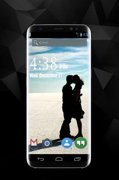 Hot Couple Kiss Wallpapers apk screenshot