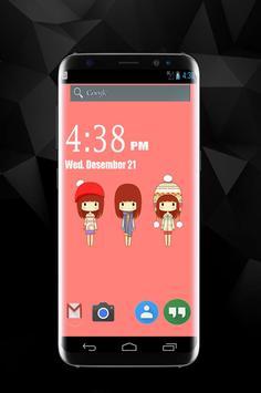 Girly Cute Wallpapers screenshot 3