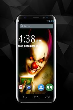 Evil Scary Clown Wallpapers apk screenshot