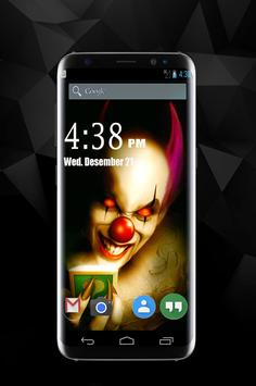 Evil Scary Clown Wallpapers screenshot 1
