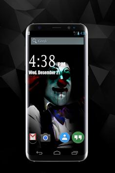 Evil Scary Clown Wallpapers screenshot 2