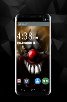 Evil Scary Clown Wallpapers screenshot 4