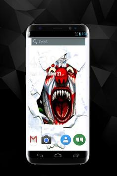 Evil Scary Clown Wallpapers screenshot 7