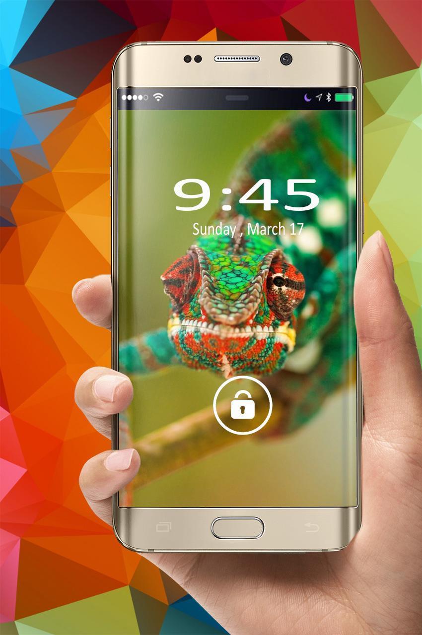 Android 用の カメレオンの壁紙8k Apk をダウンロード