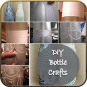 DIY Bottle Craft Ideas icon