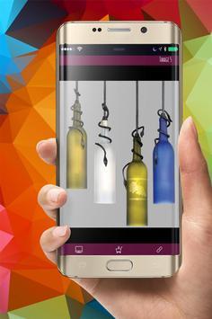 DIY Bottle Craft Ideas screenshot 10