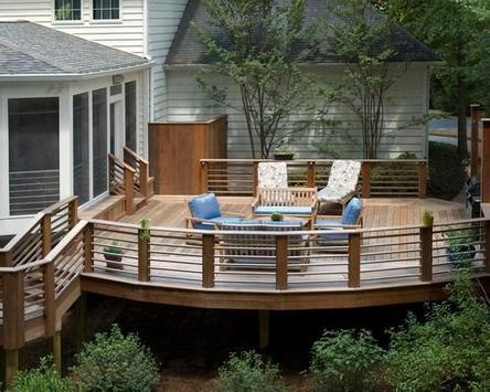NEW Deck Design Idea screenshot 1